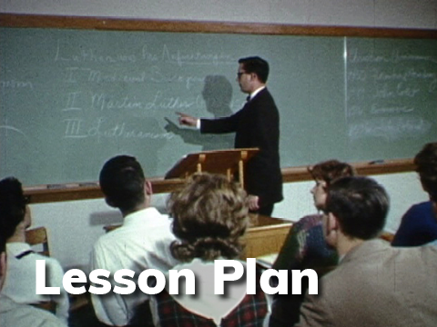 Lesson Plan - Texas in Transition