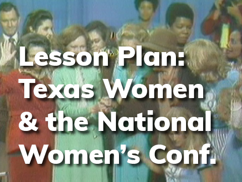 LP Texas Women and the National Womens Conference