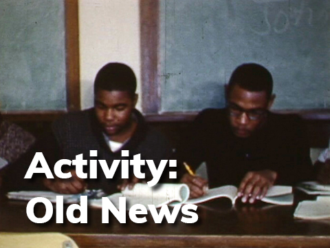 Activity - Old News
