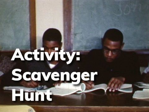 Activity - Scavenger Hunt